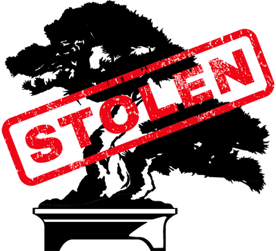 stolen bonsai register